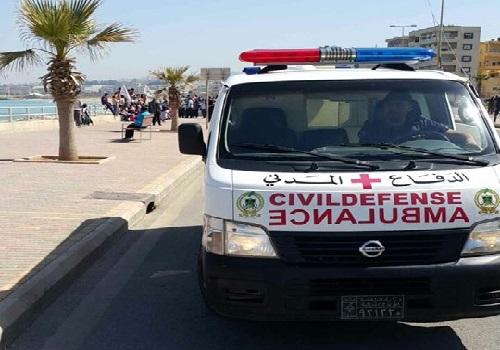 الموقع الرسمي للمديرية العامة للدفاع المدني الجمهورية اللبنانية أخبار الدفاع المدني اللبناني